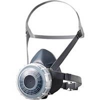 【CAINZ DASH】シゲマツ 取替え式防じんマスク DR76DSU2K−M−HB