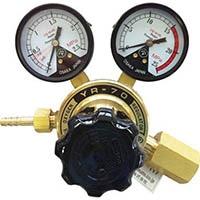 【CAINZ DASH】ヤマト 全真鍮製酸素調整器 YR−70(関東式)