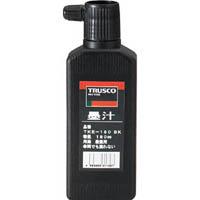 【CAINZ-DASH】TRUSCO 墨汁 180cc 黒 TKE180