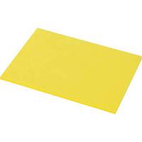【CAINZ DASH】TRUSCO 5S管理シート 12mm厚 黄色