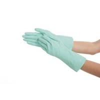 ビニール手袋 ショーワ ナイスハンドエクストラ薄手 Sサイズ ピンク