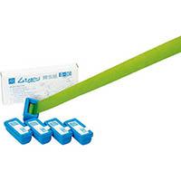 【CAINZ DASH】朝日 ムシポンカートリッジ5個入り 青 (1箱(PK)=5個入)