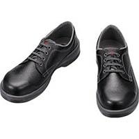 【CAINZ DASH】シモン 安全靴 短靴 7511黒 23.5cm