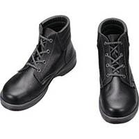 【CAINZ DASH】シモン 安全靴 編上靴 7522黒 23.5cm