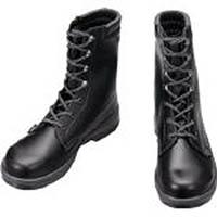 【CAINZ DASH】シモン 安全靴 長編上靴 7533黒 23.5cm