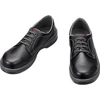 【CAINZ DASH】シモン 安全靴 短靴 7511黒 27.5cm
