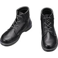 【CAINZ DASH】シモン 安全靴 編上靴 7522黒 27.5cm