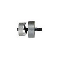 【CAINZ DASH】泉 丸パンチ 薄鋼電線管用 パンチ穴77.2