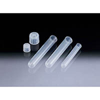 【CAINZ DASH】サンプラ エコノプラスチック試験管 5ml  (500本入)