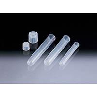 【CAINZ DASH】サンプラ エコノプラスチック試験管キャップ 16、17mm用  (500個入)