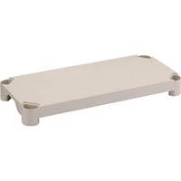 【CAINZ DASH】TRUSCO プラ棚用 棚板軽量型 800X350
