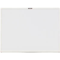 【CAINZ DASH】TRUSCO スチール製ホワイトボード 白 450X600