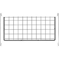 【CAINZ DASH】TRUSCO メッシュ棚板(ステー付)555X260 黒