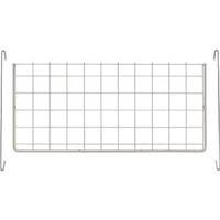 【CAINZ DASH】TRUSCO メッシュ棚板(ステー付)600X260 ネオグレー