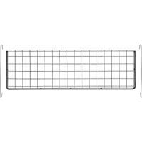 【CAINZ DASH】TRUSCO メッシュ棚板(ステー付)855X260 黒