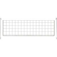 【CAINZ DASH】TRUSCO メッシュ棚板(ステー付)900X260 ネオグレー