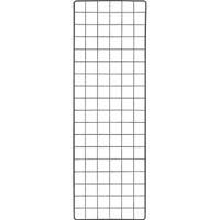 【CAINZ DASH】TRUSCO 棚用ディスプレイネット 金具付300X900 黒