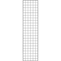 【CAINZ DASH】TRUSCO 棚用ディスプレイネット 金具付 300X1200 黒