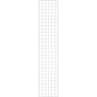 【CAINZ DASH】TRUSCO 棚用ディスプレイネット 金具付 300X1500 ネオグレー