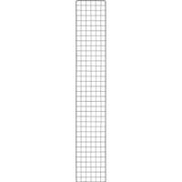 【CAINZ DASH】TRUSCO 棚用ディスプレイネット 金具付 300X1800 黒