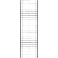【CAINZ DASH】TRUSCO 棚用ディスプレイネット 金具付 450X1500 黒