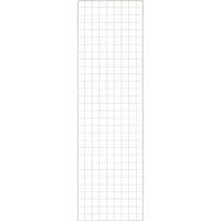 【CAINZ DASH】TRUSCO 棚用ディスプレイネット 金具付 450X1500 ネオグレー
