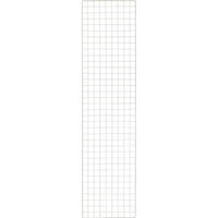 【CAINZ DASH】TRUSCO 棚用ディスプレイネット 金具付 450X1800 ネオグレー