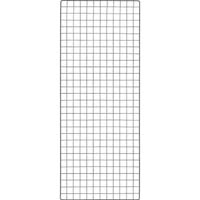 【CAINZ DASH】TRUSCO 棚用ディスプレイネット 金具付 600X1500 黒