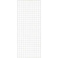 【CAINZ DASH】TRUSCO 棚用ディスプレイネット 金具付 600X1500 ネオグレー