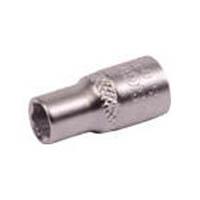 【CAINZ DASH】TRUSCO ソケット(6角) 差込角6.35 対辺5mm
