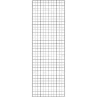 【CAINZ DASH】TRUSCO 棚用ディスプレイネット 金具付 600X1800 黒