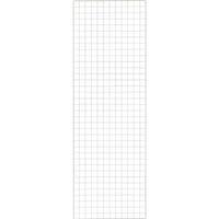 【CAINZ DASH】TRUSCO 棚用ディスプレイネット 金具付 600X1800 ネオグレー
