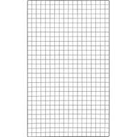 【CAINZ DASH】TRUSCO 棚用ディスプレイネット 金具付 900X1500 黒