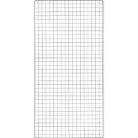【CAINZ DASH】TRUSCO 棚用ディスプレイネット 金具付 900X1800 黒