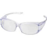 【CAINZ DASH】TRUSCO 二眼型セーフティグラス クリアフレーム