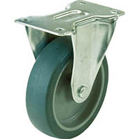 【CAINZ DASH】ユーエイ キャスター固定車 65径エラストマー車輪