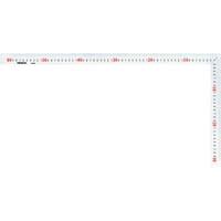 【CAINZ DASH】TRUSCO シルバー曲尺中金サイズ60cm×30cm