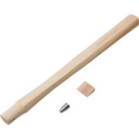 【CAINZ DASH】TRUSCO 板金ハンマーTSM用 木柄 楔付