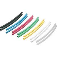 【CAINZ DASH】パンドウイット 熱収縮チューブ カラーコンビネーションパック 1S(袋)=26本