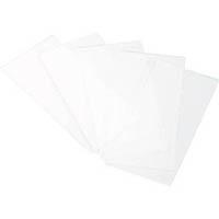 【CAINZ DASH】TRUSCO 溶接用透明プラスチックカバープレート (1Pk(箱)=20枚入)