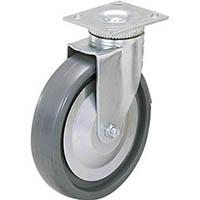 【CAINZ PRO】スガツネ工業 重量用キャスター31−404−PSE(200−133−380) 31404PSE