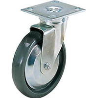 【CAINZ PRO】スガツネ工業 重量用キャスター31−74−PSE(200−133−392) 3174PSE