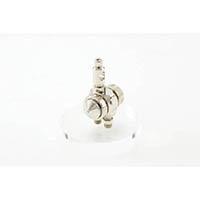 【CAINZ DASH】アネスト岩田 液体塗布用自動スプレーガン(小形簡易丸吹)ノズル口径0.5mm