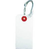 【CAINZ DASH】TRUSCO 針金付き中荷札 90×45MM 300枚