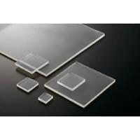 【CAINZ DASH】TRUSCO 耐震・防振・防音Gマット 40×40mm 4個 透明