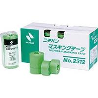 【CAINZ DASH】ニチバン マスキングテープ 2312H 12mm×18m(1パック10巻入り)