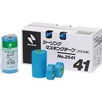 【CAINZ DASH】ニチバン シーリングマスキングテープ(ガラス用)2541H−15X18(1パック8巻入り)