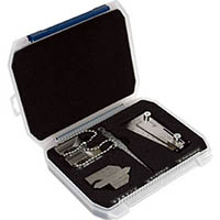 【CAINZ DASH】シンワ 鉄骨精度測定器具5点セット