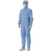 【CAINZ DASH】ADCLEAN クリーンスーツ ブルー S