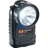 【CAINZ DASH】PELICAN 3715 LEDフラッシュライト 黒